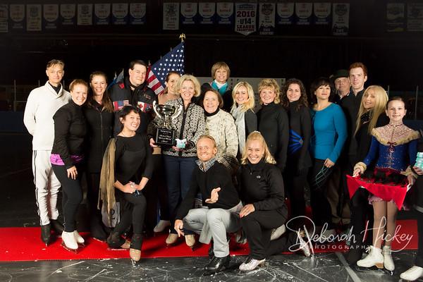 2017 World Figure & Fancy Skating Championships Awards