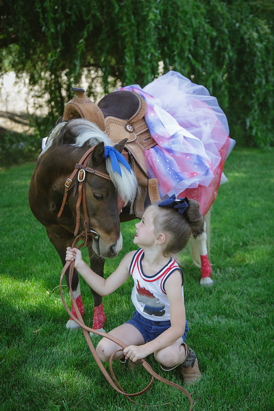Jaycie and Squirt {4th of July}