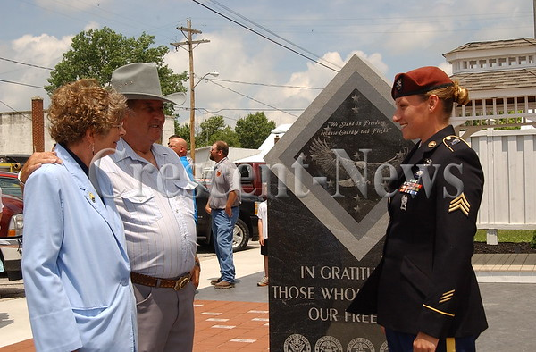 06-29-14 NEWS Sgt. Loretta Nolin Welcome
