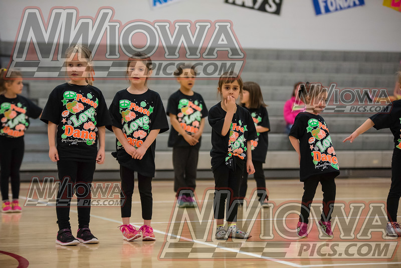 2017 Little Kids Dance Night