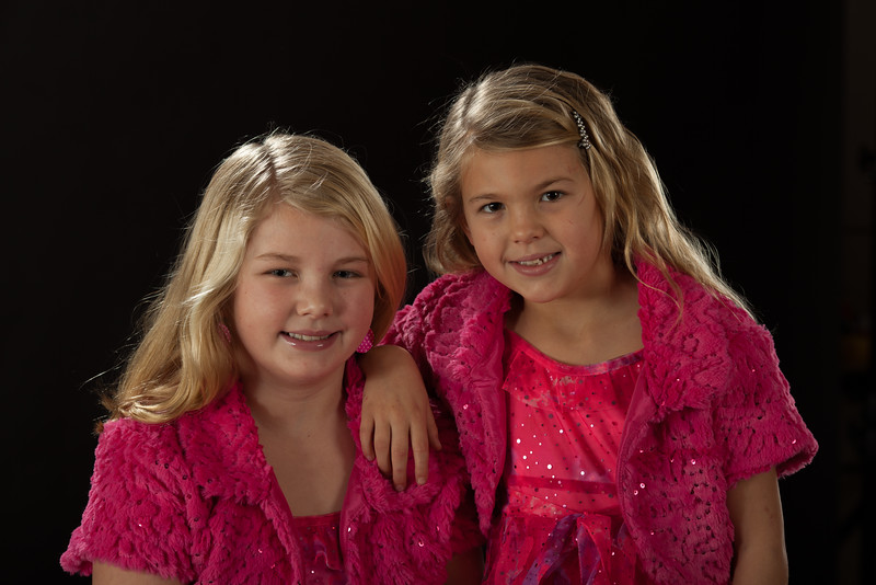 Anderson girls 12-14-12