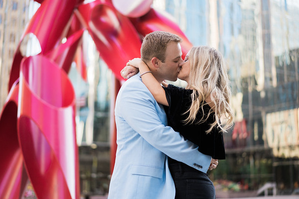 Frazee Engagements in Downtown OKC 20180918