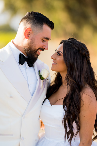 Andreina + Justin - Contento Vineyard Wedding