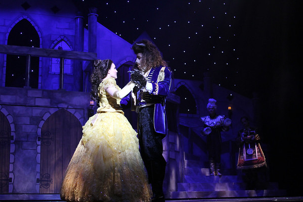 Disney's Beauty and the Beast 2012