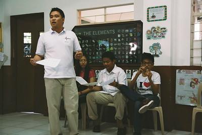 Parent and Student Seminars 2013-2014