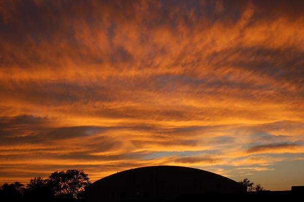 SVF sunsets