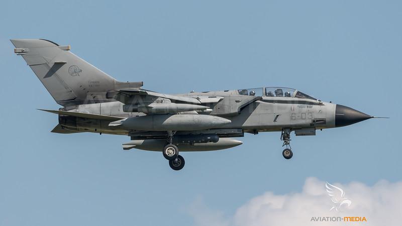 ItAF 6 Stormo / PANAVIA Tornado IDS / MM7084 6-03