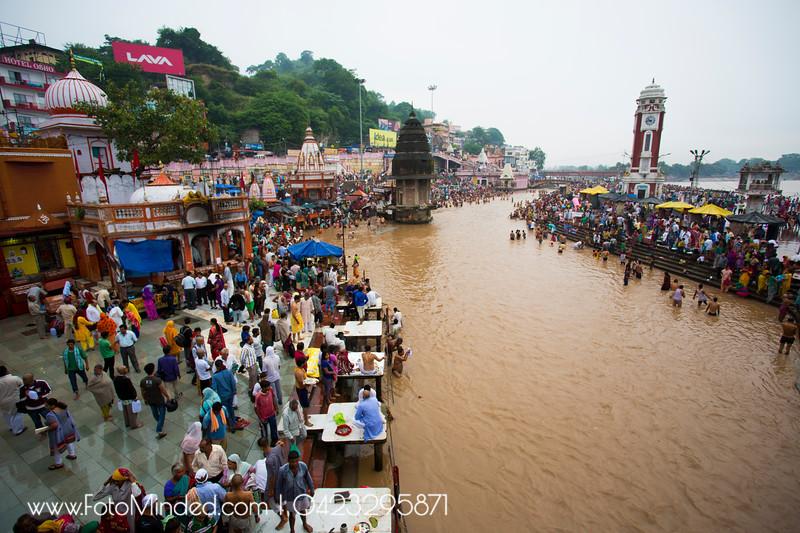 Har ki Pauri, Haridwar, India