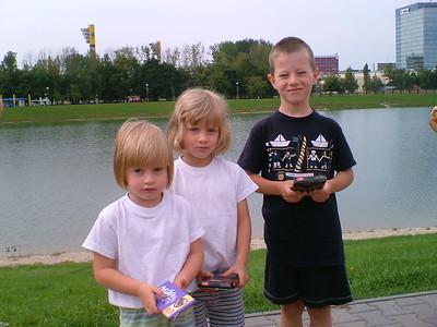 Bratislava 9. kolo: 4.9.2005