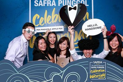 SAFRA Punggol Opening
