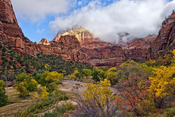 Zion National Park - 2011
