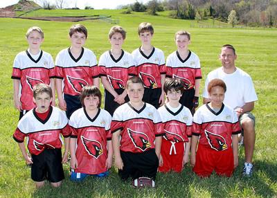 Compton Cardinals 9-11