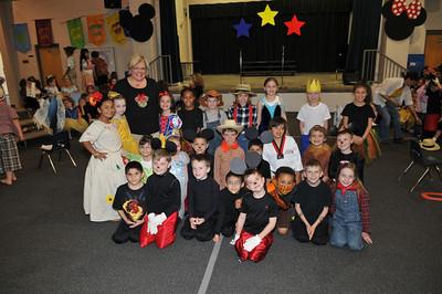 Westside PTO 1st Grade 2012