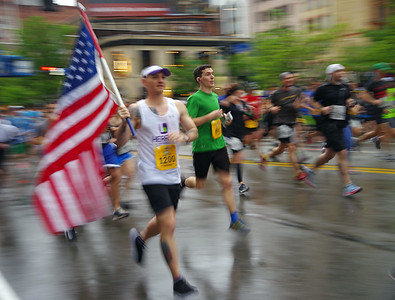 Pittsburgh Marathon, May 5, 2019