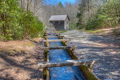 2017/04/10 Mingus Creek Mill