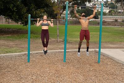 Jenny & Aaron Park