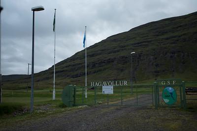 Hagavöllur Seyðisfjörður (?)