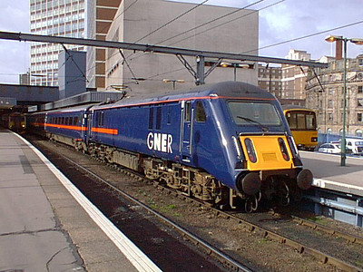 "Class 89 - The ""Badger"""
