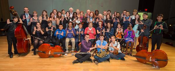 The Donna E. Shalala MusicReach Program Recitals