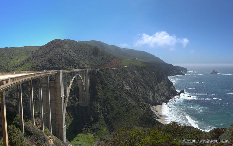 Bixby Creek Bridge on CA 1