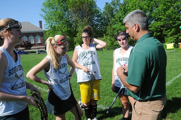 2012 BBA Girls Varsity Lacrosse vs Woodstock photos by Gary Baker