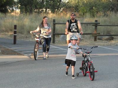 20140729 - Pack Bike Ride