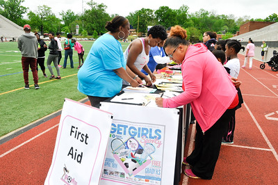 Get Girls Sporty 2015