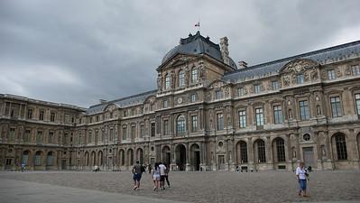 Last Day of Trip, Paris.