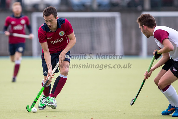 Olton Mens 1st XI vs Oxford Hawks 1st XI 25th Nov 2018