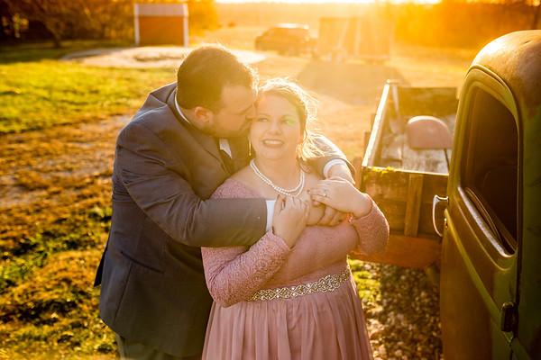 Mr. & Mrs. Bergstrom