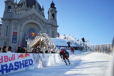 Red Bull Crashed Ice St. Paul Minnesota 2015