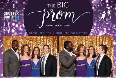 BBBS Prom 2018 - Big Brothers Big Sisters- 2.17.2018