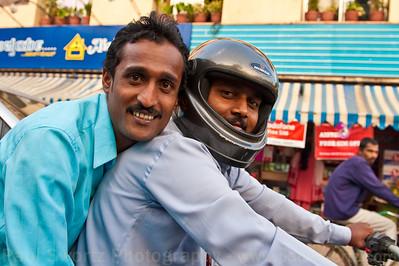 India, Oct.-Nov. 2009
