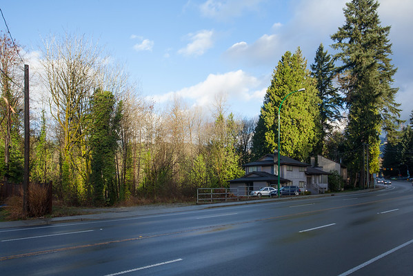Capilano Road - Before