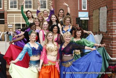Debka & the Oasis Dancers