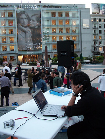 Lindy in the Square - Oct. 3, 2007