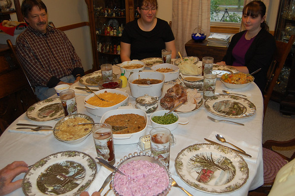 Journal Site 216: Thanksgiving Louisville, KY