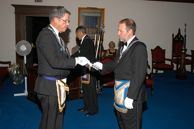 Bro Maggios Installation as Master of WPL