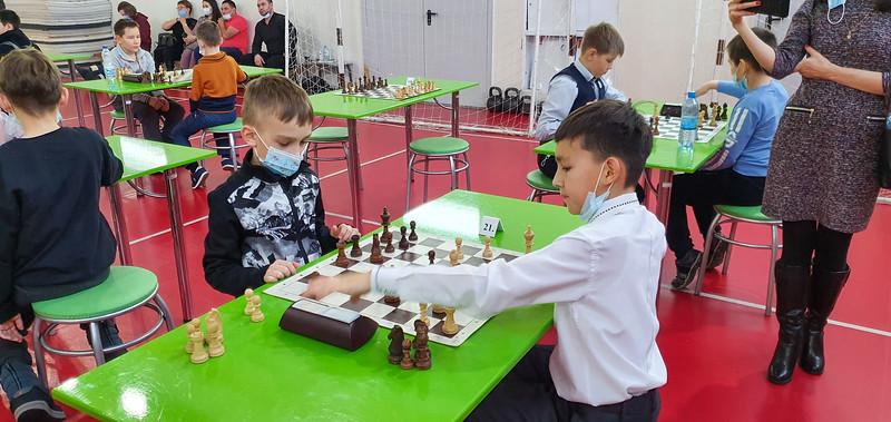 2021.01 - Азнакаево. Шахматный турнир