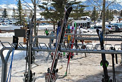 2019 03 25: Grand Teton NP, Jackson Hole Mountain Resort, Jackson, WY