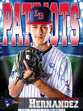 Baseball Banners 2019 - 2020