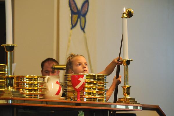 May 2, 2010 Worship Service