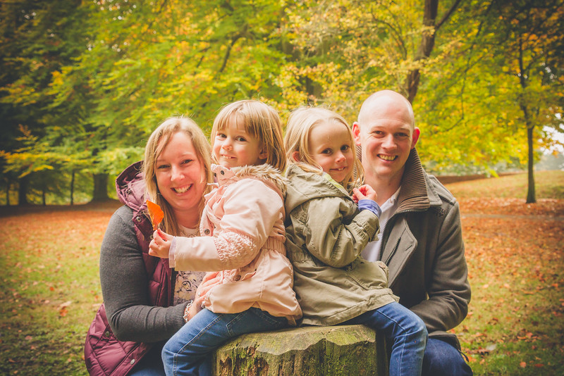 Katrina, Jay & Family