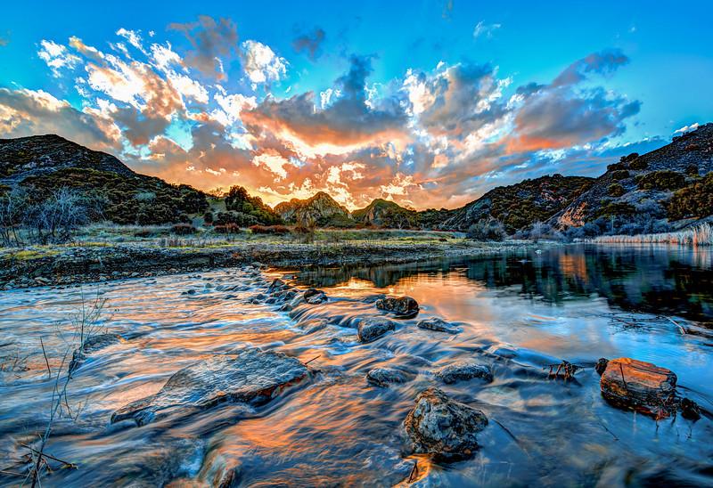 Nikon D800E HDR Photos: Final Cut HDR Malibu Landscapes for Los Angeles Gallery Show