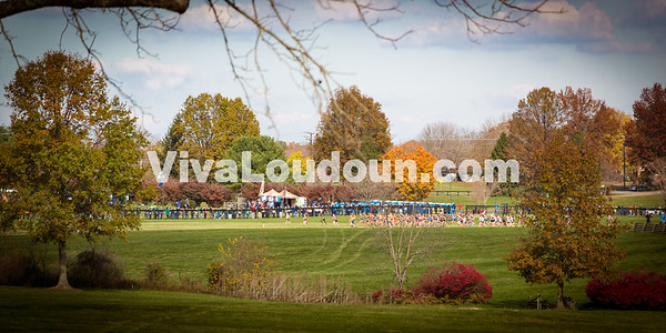 Cross Country: 2016 VA State Championships 11.16 (by Chas Sumser)