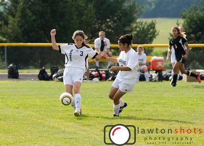 Shawnee High School - Girls Soccer (2013)