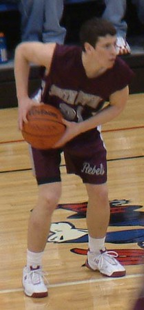 SNHS Boys Basketball vs Caston - Sectional 2004
