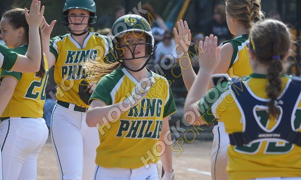 King Philip - Milford Softball 5-10-16