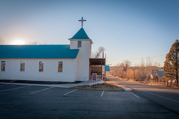 Granges, Schools, Churches of rural La Plata County