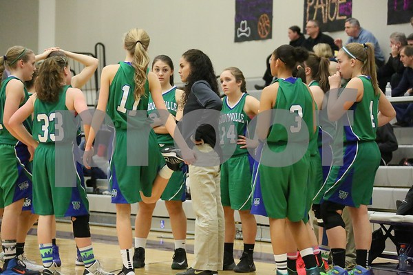 2014-01-29 IHS JV Girls Basketball vs Woodinville